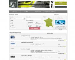 Emploi du rail